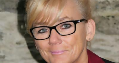 Petra Stüber, Geschäftsführerin
